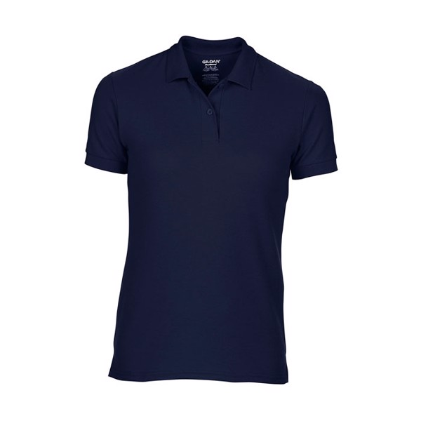 Damska Koszulka polo 207 g/m Dryblend Ladies Pique 75800L - Granatowy / S