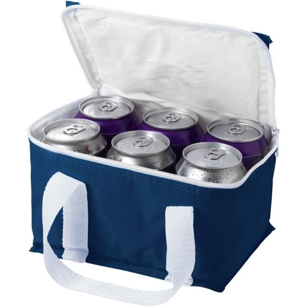 Malmo Kühltasche für 6 Dosen - Navy