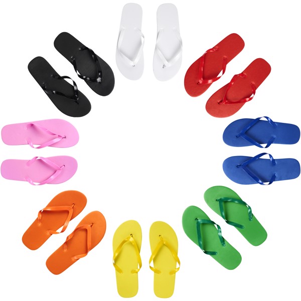 Railay beach slippers (M) - White