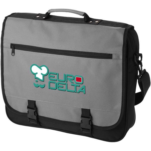 Konferenční taška Anchorage - Tmavě zelená