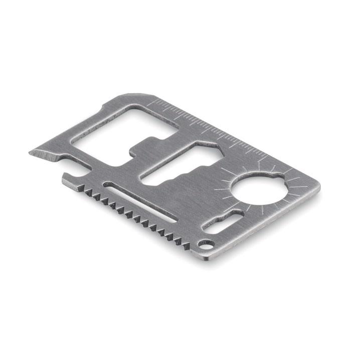 Večnamensko orodje v obliki kartice Toolie