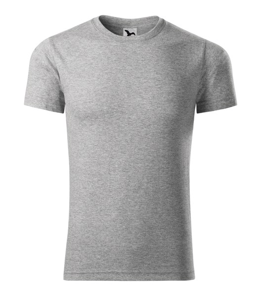 T-shirt unisex Malfini Element - Dark Gray Melange / 2XL