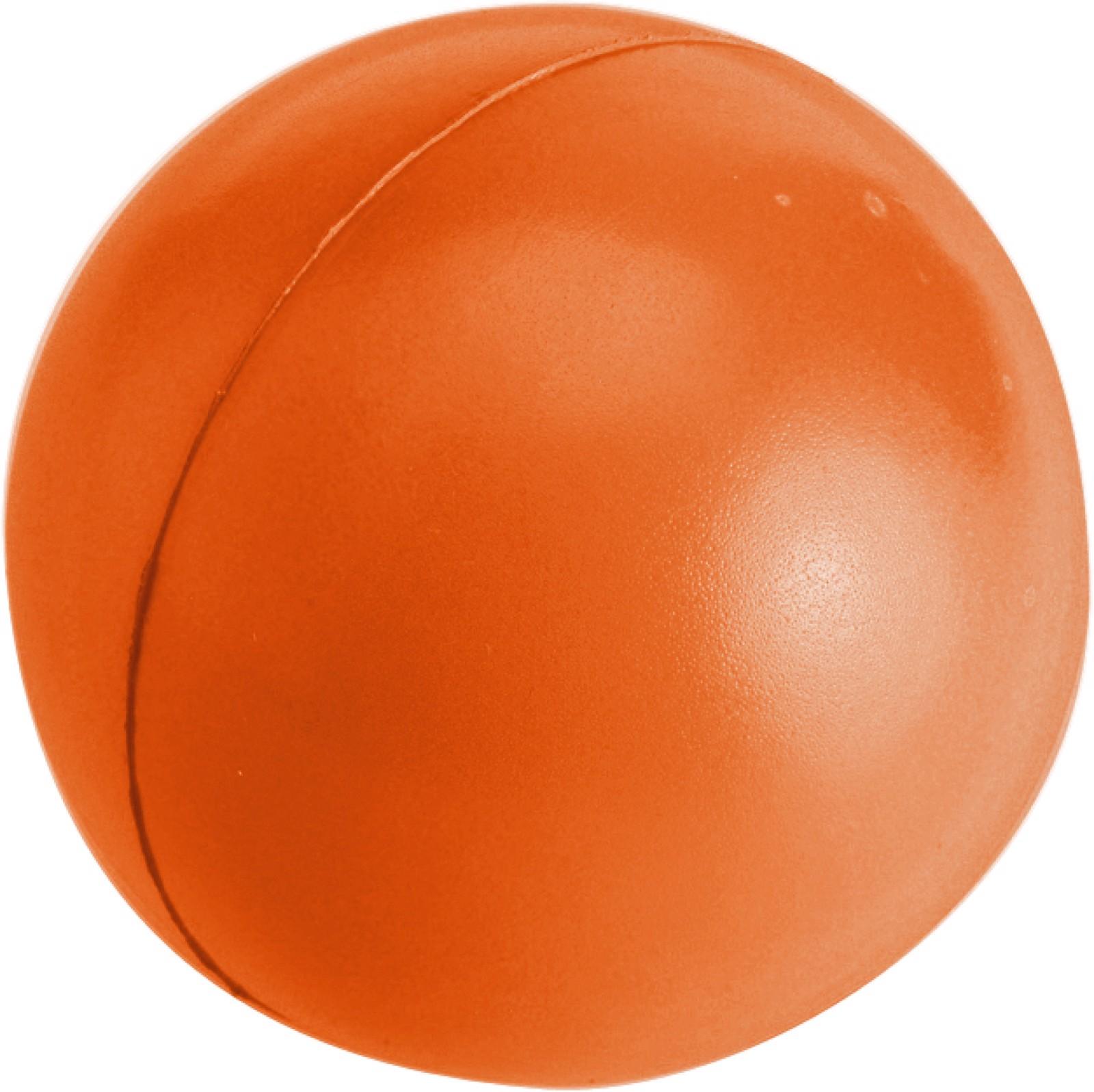 PU foam stress ball - Orange