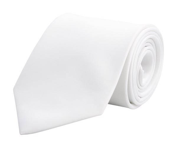 Kravata Pro Sublimaci Suboknot - Bílá