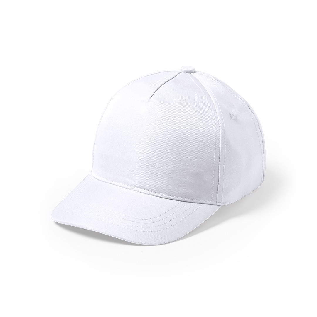 Kids Cap Modiak - White