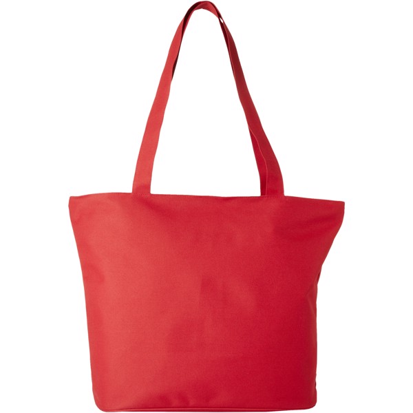 Plážová taška Panama - Červená s efektem námrazy