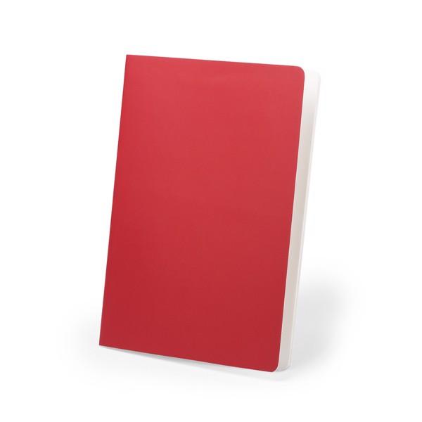 Libreta Dienel - Rojo