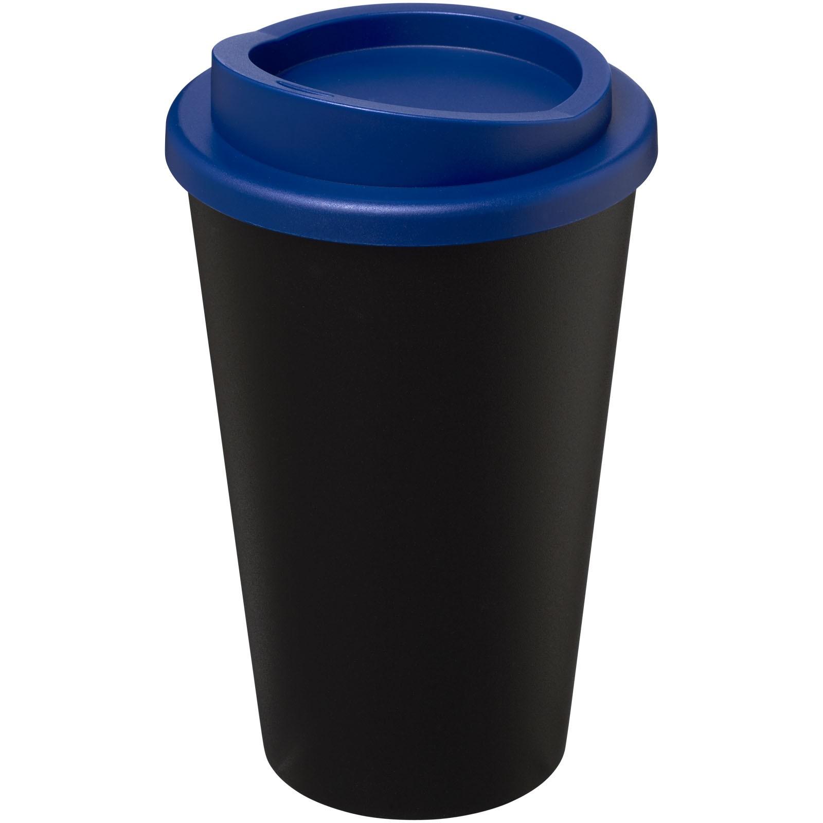 Termo hrnek Americano® 350 ml - Černá / Modrá