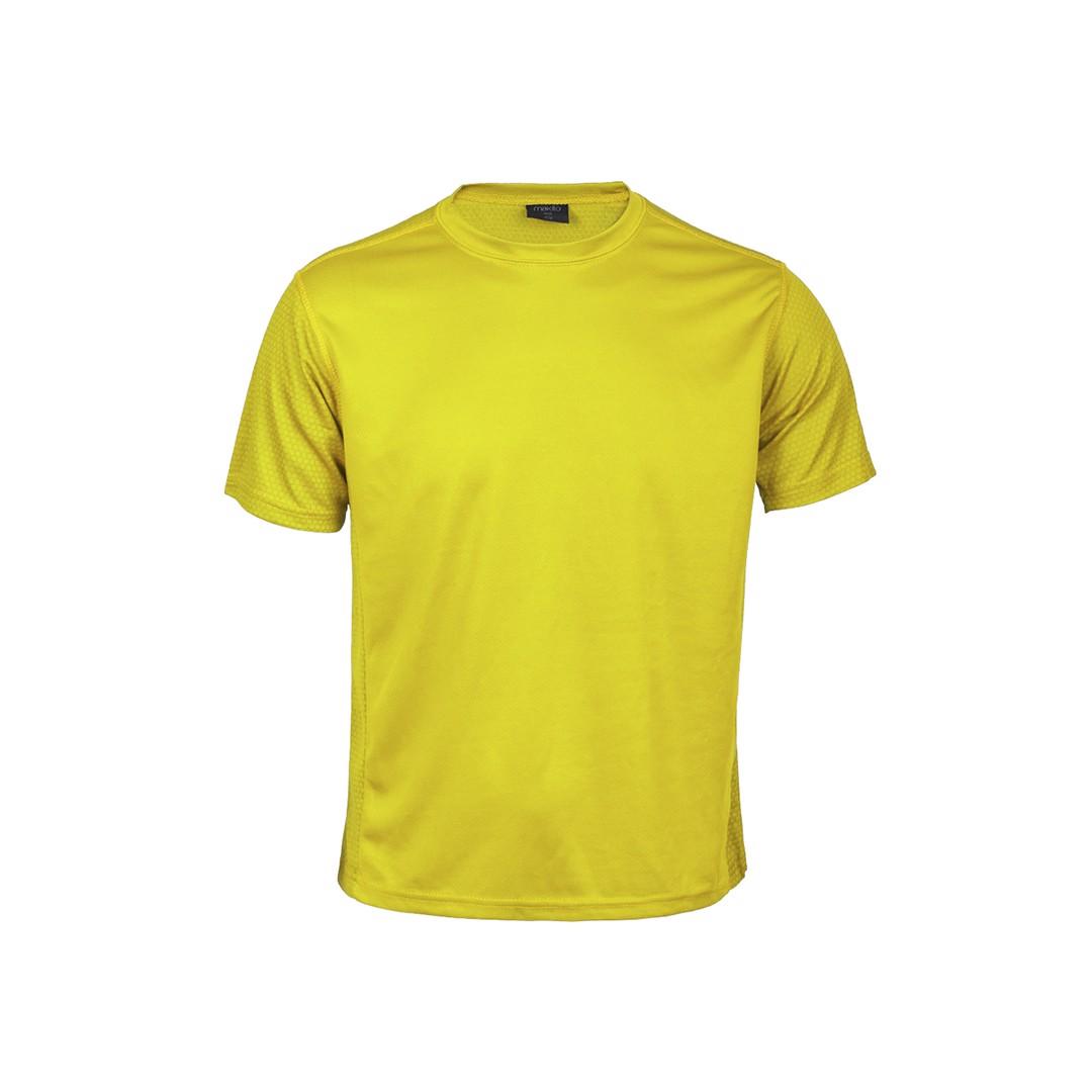 Camiseta Niño Tecnic Rox - Amarillo / 6-8