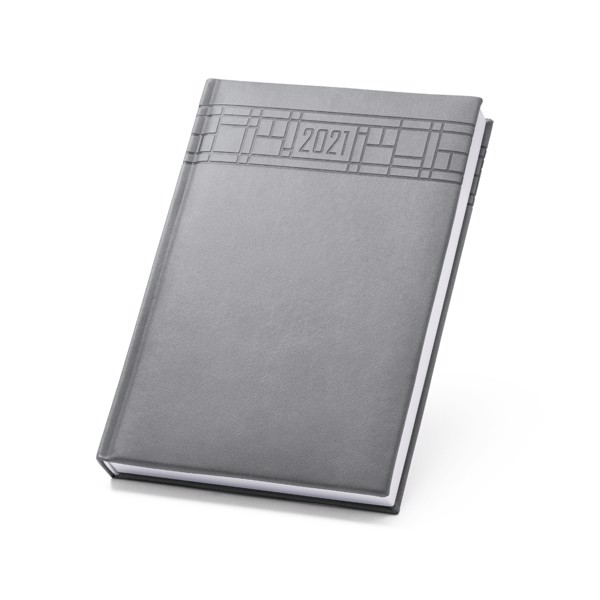 Diář A5 - Grey