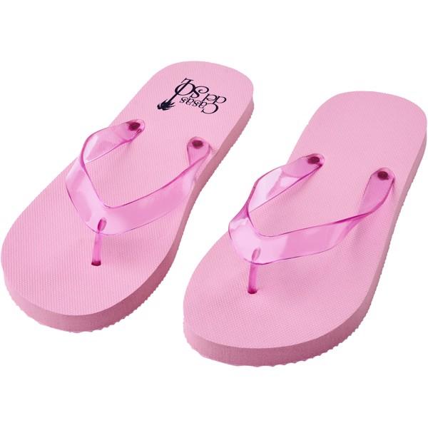 Railay plážové trepky (M) - Světle růžová