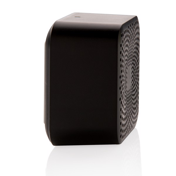 Jersey 3W-os vezeték nélküli hangszóró - Fekete