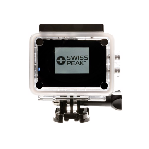 Swiss Peak sportkamera szett