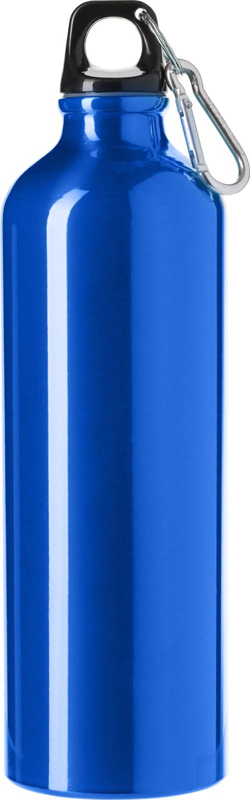 Aluminium flask - Cobalt Blue