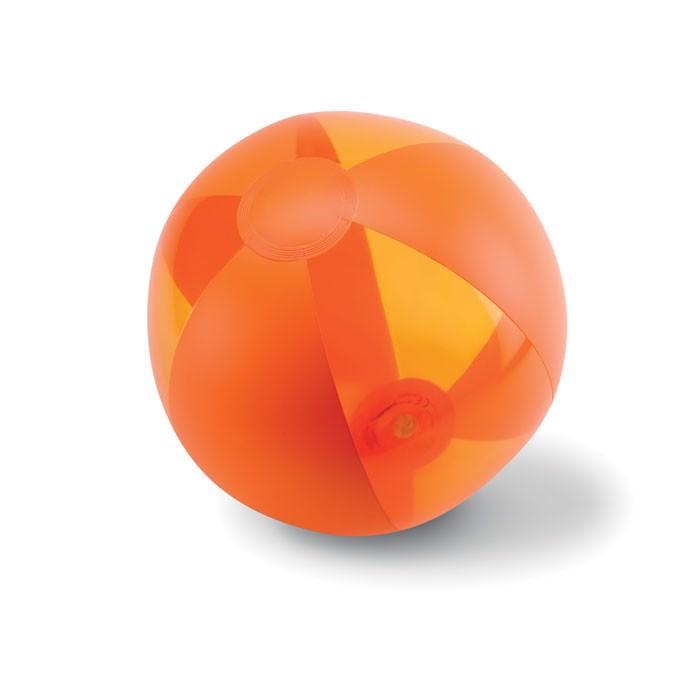 Piłka plażowa Aquatime - pomarańczowy