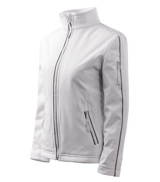 Jacket Ladies Malfini Softshell Jacket - White / M