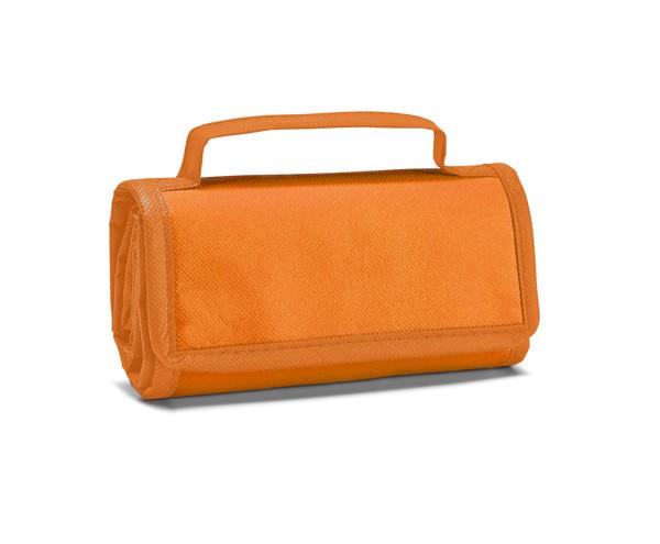 OSAKA. Foldable cooler bag 3 L - Orange