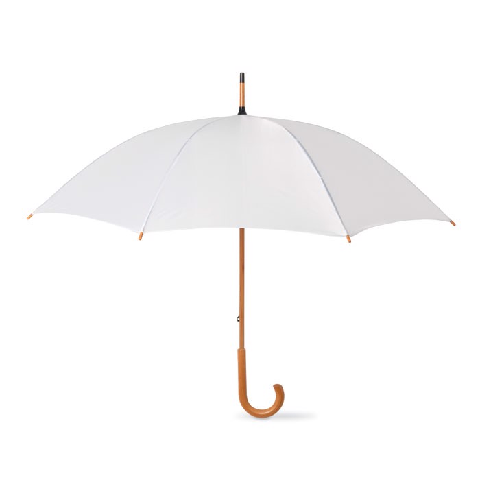 23.5 inch umbrella Cala - White