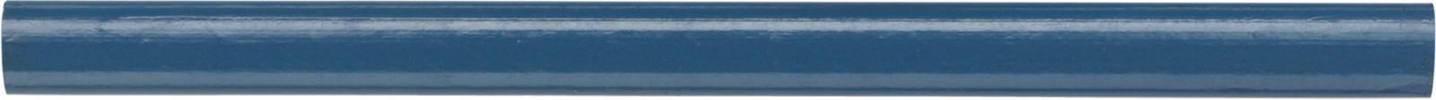Wooden carpenter's pencil - Cobalt Blue