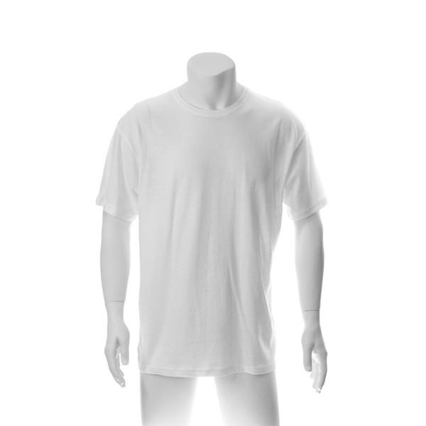 Camiseta Adulto Blanca Hecom - Blanco / S