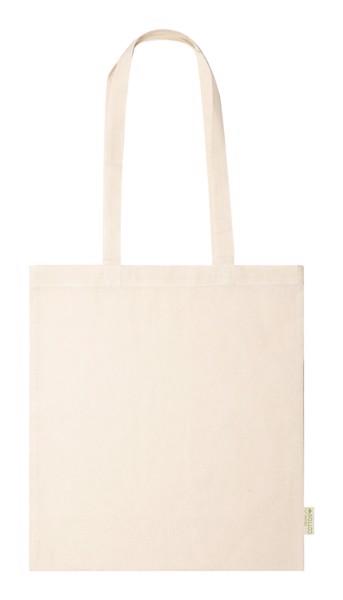 Cotton Shopping Bag Missam - Beige