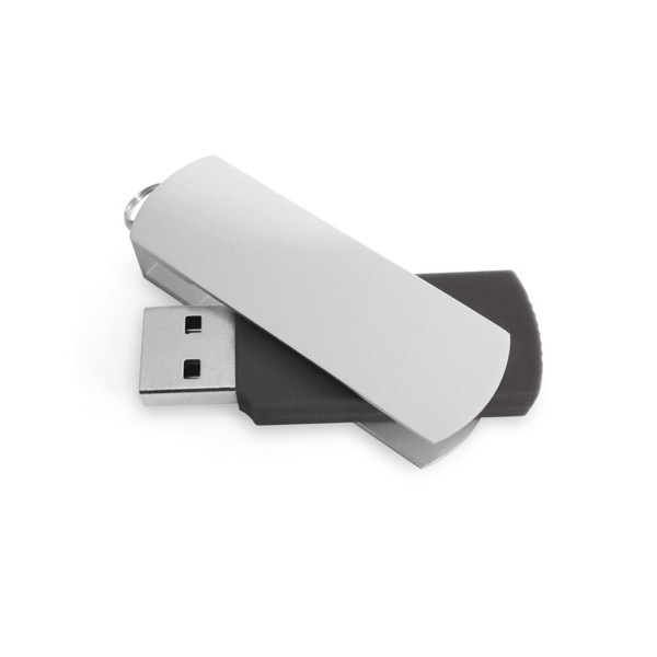 BOYLE 8GB. USB flash drive, 8GB - Black