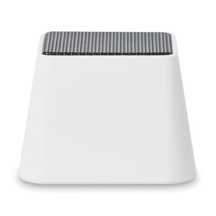 Mini głośnik na bluetooth Booboom - biały