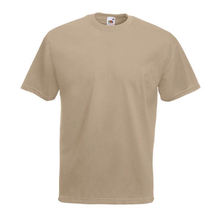T-shirt 165 g/m² Value Weight T-Shirt 61-036-0 - Khaki / L