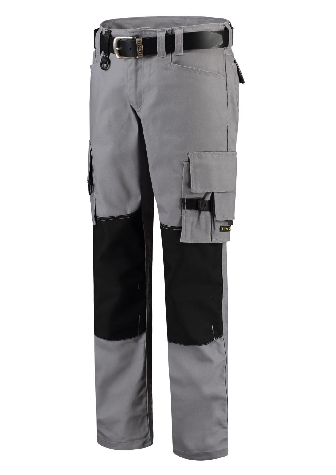 Pracovní kalhoty unisex Tricorp Cordura Canvas Work Pants - Šedá / 51
