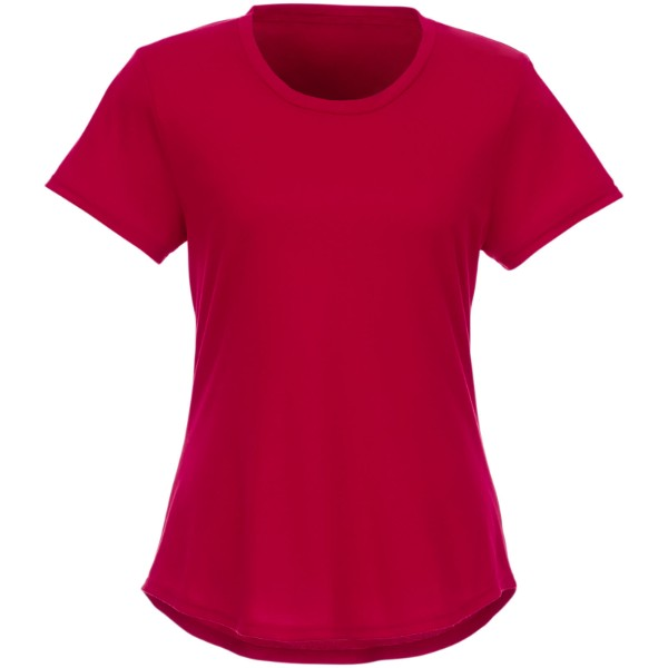 Jade short sleeve women's GRS recycled t-shirt - Red / XL