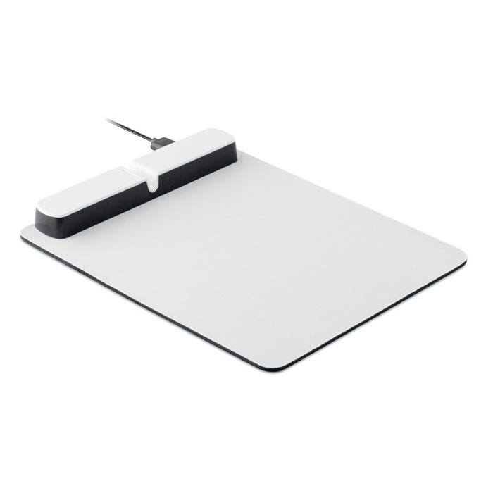 Mousepad mit USB Hub Techpad - schwarz