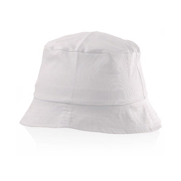 Bonnet Enfant Timon - Blanc