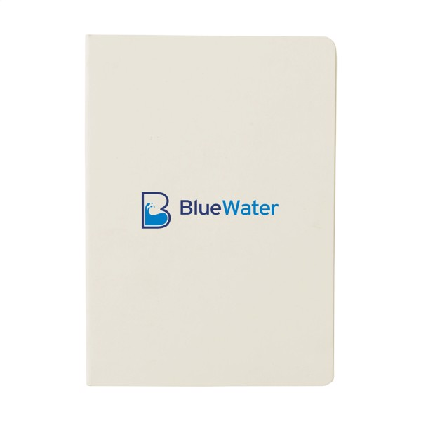 SoftCover Notebook - White