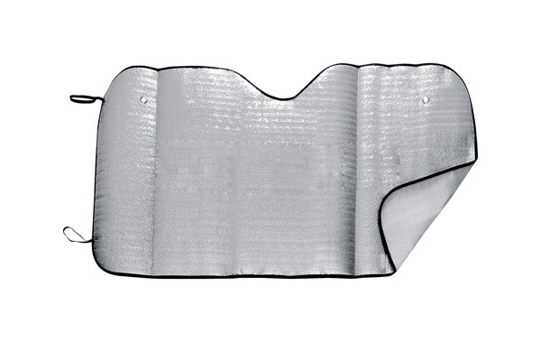 Car Sunshade Jumbo - Silver