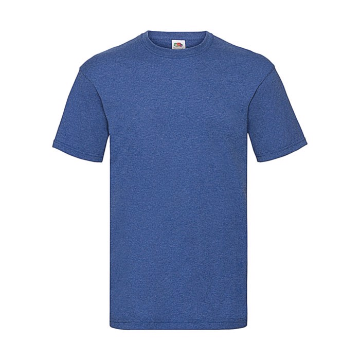T-shirt 165 g/m² Value Weight T-Shirt 61-036-0 - Heather Royal / L