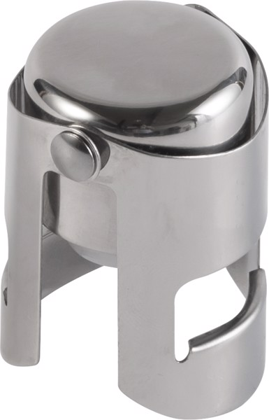 Stainless steel stopper