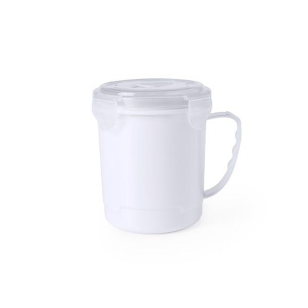Jar Gorex - White