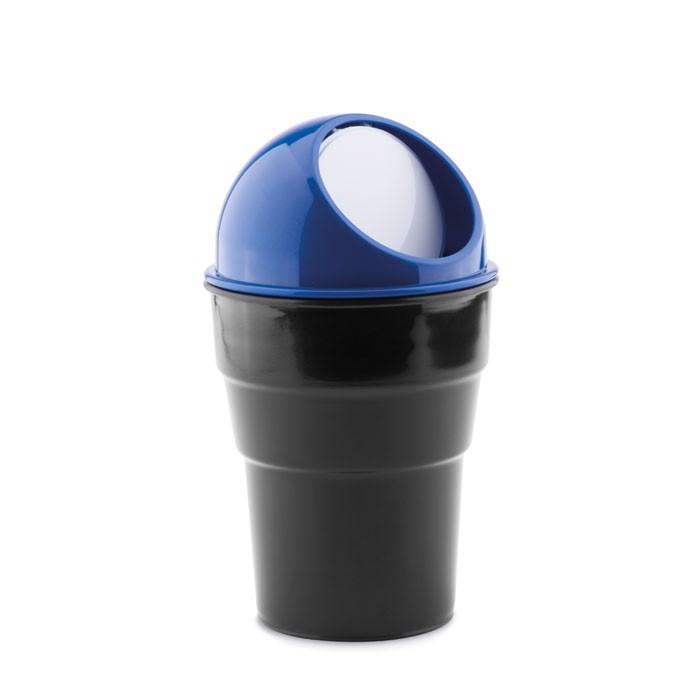 Mini garbage bin for the car Mini Bin - Royal Blue