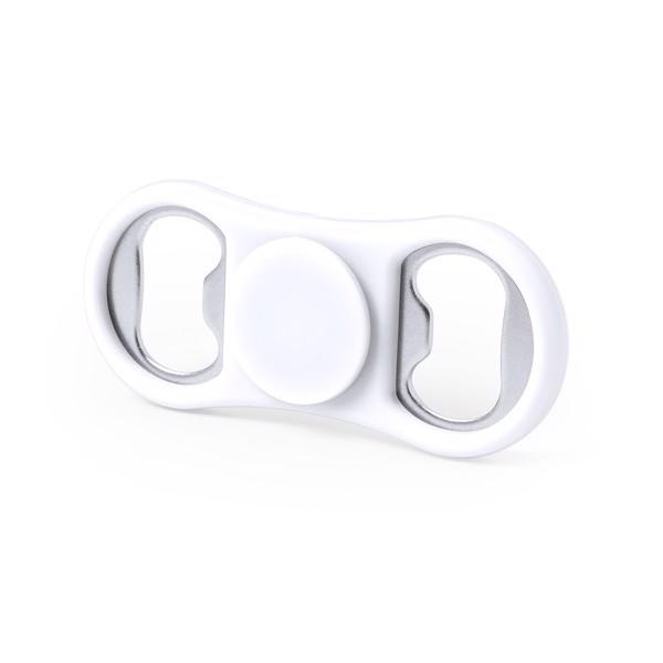 Opener Fidget Spinner Slack - White