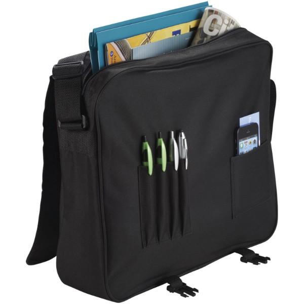 Konferenční taška Anchorage - Černá