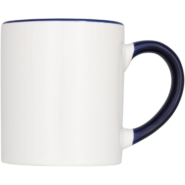 Pixi 250 ml mini ceramic sublimation colour-pop mug - Blue