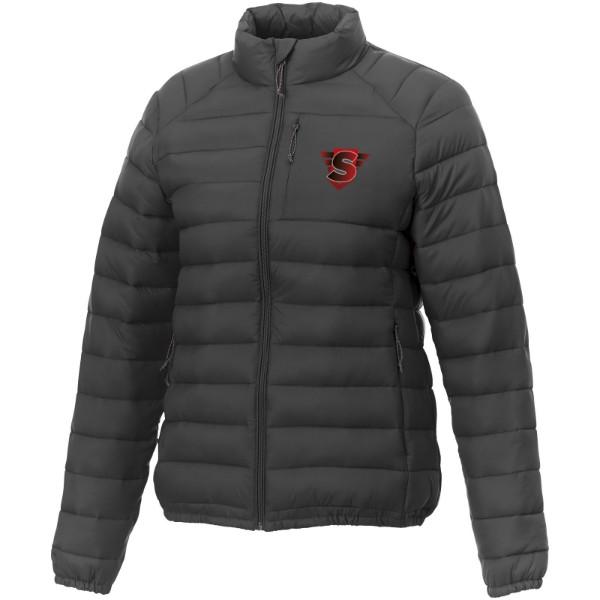 Athenas women's insulated jacket - Storm Grey / M