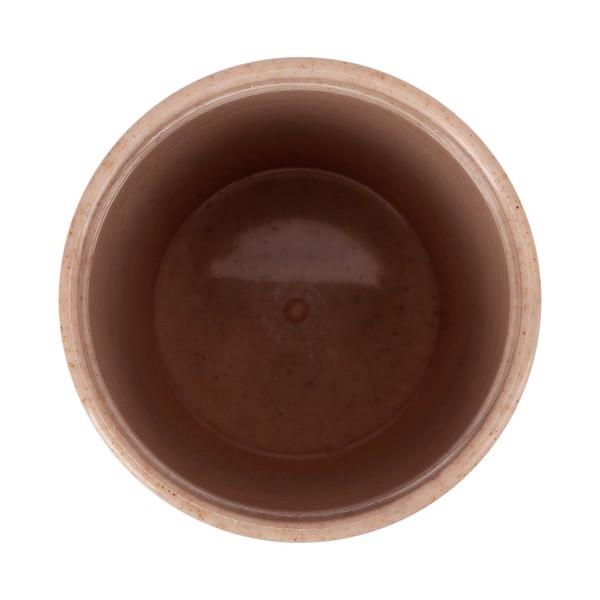 Dwuściankowy Kubek Eco Wheaty 350ml - Czarny
