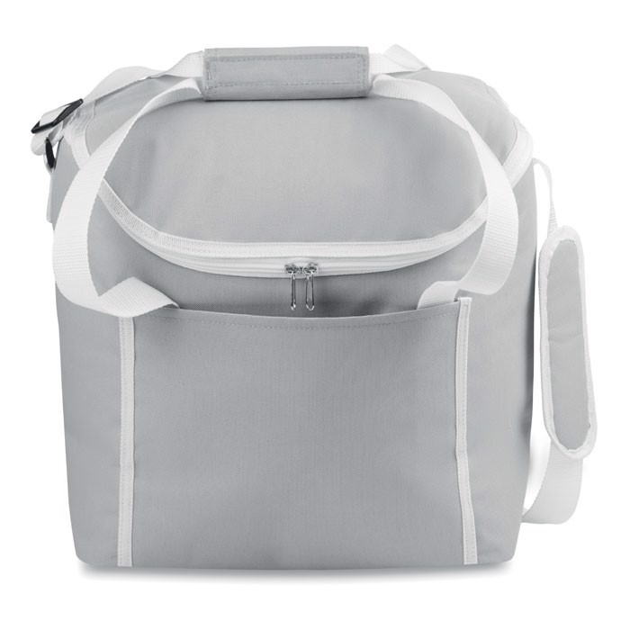 Cooler bag 600D polyester Indo - Grey