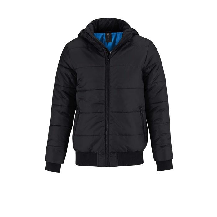 Men's Winter Jacket 325 g/m2 Superhood Men Jm940 - Black / M