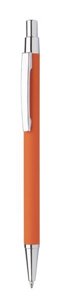 Kuličkové Pero Chromy - Oranžová