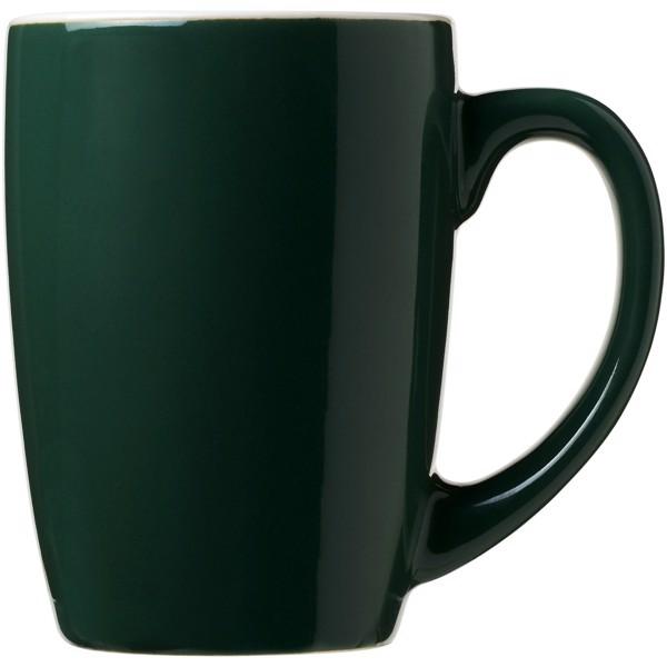 Keramický hrnek Mendi 350 ml - Zelená