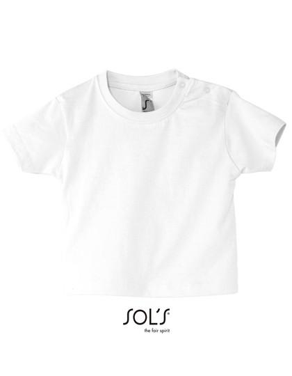 Baby T-Shirt Mosquito - White / 18-23 months