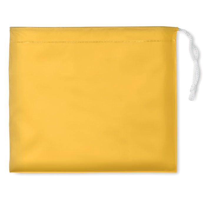 Poncho przeciwdeszczowe Regal - żółty