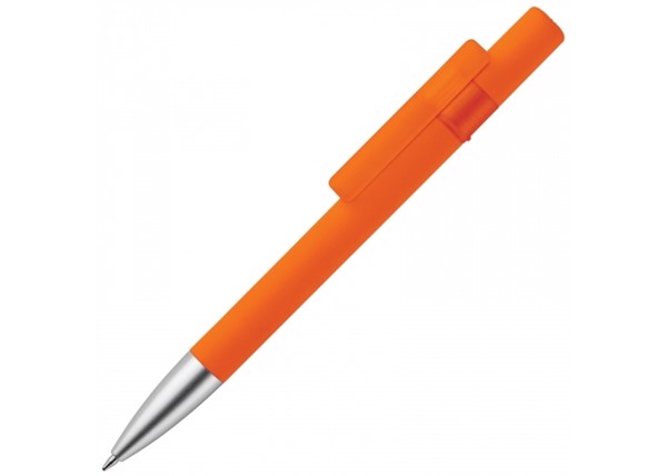 Ball pen California silk-touch - Orange